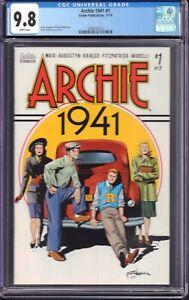 Archie 1941 #1 (Archie Publications, 2018) CGC 9.8