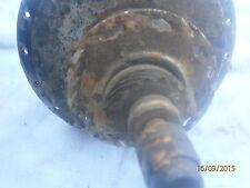 dkw? rt 125 185 NZ 350-1 vintage german front wheel hub VICTORIA NSU brake Plate
