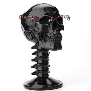 Skull Sunglasses Glasses Eyeglasses Holder Bracelet Stand Desktop Deccor