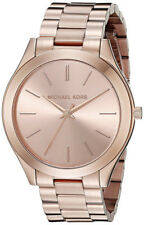 Michael Kors Women's Runaway Rose Gold Tone Stainless Steel 50m Watch MK3197Mich