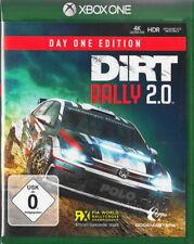DiRT Rally 2.0 Day One Edition - Xbox ONE - Neu & OVP - Deutsche Version
