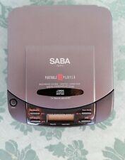 SABA CD-P 5 Vintage Discman Tragbarer CD Spieler Portable CD Player Neu & OVP!