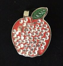 APPLE MAGNETIC HAT CLIP BALL MARKER NEW