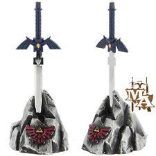 Zelda Hylian Master Sword Link Letter Opener Sword Table Top Set Gift Present