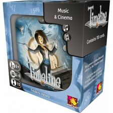 Asmodee ASMCARCH05UK Timeline Music and Cinema Card Game