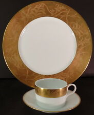 Couquet Khazard Gold 3 Piece Setting