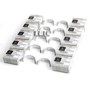 Crankshaft Main Bearings Set For Mercedes-Benz C250 E200 W204 W211 R172 1.8 M271
