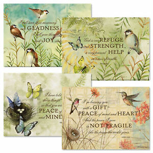NEW Set (8) Susan Winget Each Passing Day Faith Sympathy Cards