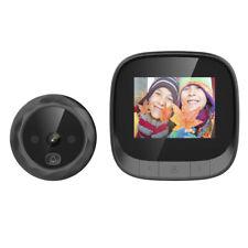 2.4 inch Digital Peephole Door Viewer Video Camera 120° Wide Angle Doorbell