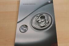 132288) VW New Beetle - Sport Edition - Prospekt 11/2001
