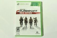 Operation Flashpoint: Red River (Xbox 360) Tested