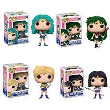 FUNKO POP Sailor Moon SAILOR SATURN URANUS PLUTO NEPTUNE Figure Toy Gift