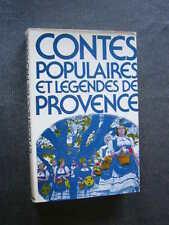 CONTES POPULAIRES ET LEGENDES  FRANCE LOT DE 6 OUVRAGES  Titres Voir Description
