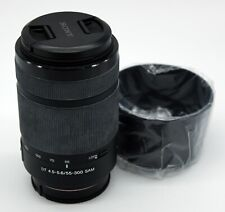 Sony DT 55-300mm f/4.5-5.6 Zoom Lens (SAL55300)