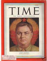 1950 Time March 20-Joe McCarthy; Hemingway; Sam Jethroe