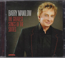BARRY MANILOW - GREATEST SONGS OF THE SIXTIES - CD  NEW