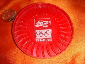 1988 Olympics Coca-Cola® Coaster, Nice Collectible Item