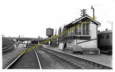 Gordon Hill Railway Station Photo. Enfield - Crews Hill. Hertford Line. GNR. (4)