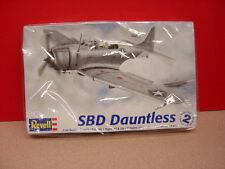 2010 Revell SBD DAUNTLESS 1:48 Scale Unbuilt Model