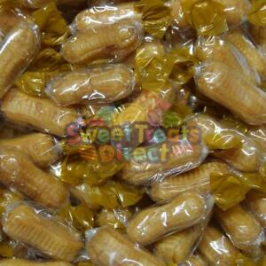 Sweet Peanuts Retro Pick n Mix Traditional Wrapped Hard Boiled