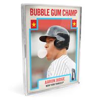 Throwback Thursday Set #41 -1976 Topps Bubble Gum Champ COMPLETE SET TBT 2020 PS