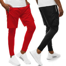 Pantalones cortos shorts aerobic Sport shorts Bermuda fitness ozonee o/11126 caballeros