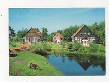 Das Gastliche Dorf Delbrueck 1994 Postcard Germany 638a