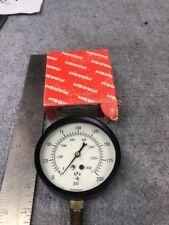 MARSH 200psi Pressure Gauge 34693-3 ISSD