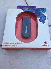 Vodafone K4505 Mobile USB Broadband Plug And Play USB Stick