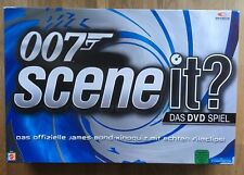 Mattel - 007 Scene it? James Bond Spiel - Kinoquiz mit DVD Brettspiel