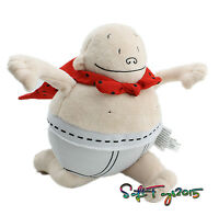 2019 Cute Christmas Gift Captain Underpants Plush Toy Stuffed Doll Soft 8 Inch