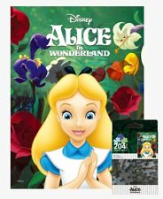 204 Piece Jigsaw Puzzle Disney Alice Adventures in Wonderland Animation Version