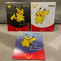 2021 McDonald's 25th Anniversary Pokemon *you choose* Quick & Free Shipping!