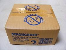 BOX DA 1000 Piccolo Plastica POLITILENE impugnatura richiudibile POLI BUSTE