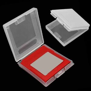 Plastic Game Cartridge Case Fits For Nintendo GameBoy Color Pocket GB GBC GBP