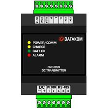 DATAKOM DKG-359 Battery Bank Charge DC-Controller