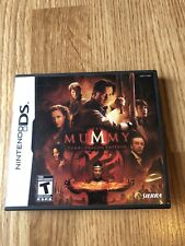 Mummy: Tomb of the Dragon Emperor (Nintendo DS, 2008) Works VC2