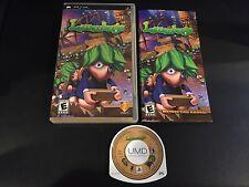 Lemmings Playstation Portable PSP System Complete Game U.S. Version