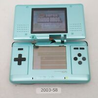 Nintendo DS Original console Blue Working condition Japan /2003-058