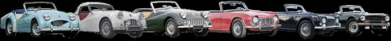 Macys Triumph Garage