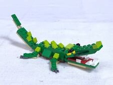 LEGO Creator Brickmaster Set 20015 Crocodile Alligator - 100% COMPLETE
