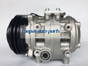New A/C Compressor 147100-4210   For Hino Rainbow, Toyota Coaster Bus 24V