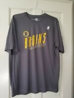 Boston Bruins XL dri fit style shirt - NHL - NWOT