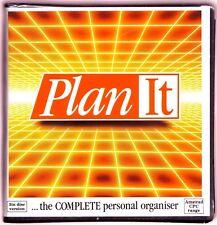 Plan It (base de données) Amstrad Disk Grande Palourde disquette disc