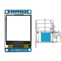 "1.44""128x128 65K SPI Full Color TFT LCD Display Module 'ST7735 OLED for Arduino"