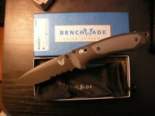BENCHMADE 590SBK BOOST ASSISTED OPEN