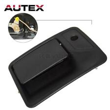 Black Outer Front Left Side LH Door Handle for Ford F-250 F-550 Super Duty 99-15
