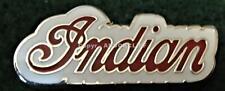 INDIAN MOTORCYCLE LOGO Lapel / Vest Pin