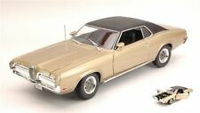 1:18 Welly Mercury Cougar XR7 - 1970 - Metallic Golden