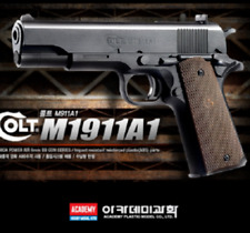 ACADEMY Colt M1911A1 17218 Airsoft Pistol BB Gun 6mm Hand Grips with tracking